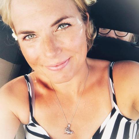 Gewichtsconsulente Michelle Guit